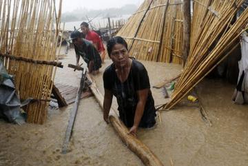 Phillipines tả tơi vì siêu bão