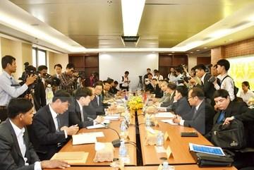 Việt Nam-Campuchia họp cắm mốc biên giới đất liền