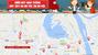 Có trong tay bản đồ này, không lo tắc ngập ở Hà Nội
