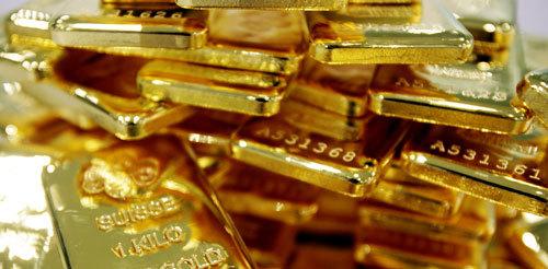 Giá vàng hôm nay 21/10: Chớm tăng đã bị vùi dập