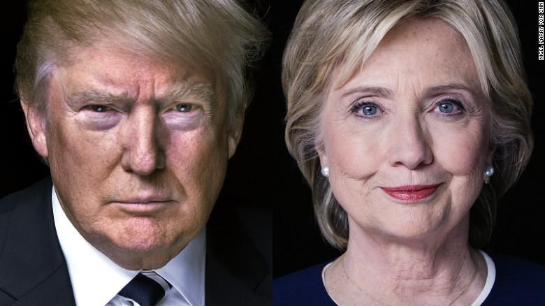 bầu cử tổng thống mỹ 2016, hillary clinton, donald trump, tranh luận trực tiếp Tổng thống Mỹ