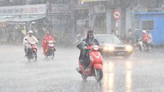 Siêu bão vào TQ, miền Bắc chuẩn bị mưa 4 ngày