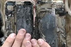 iPhone 7 phát nổ, cháy xe ô tô