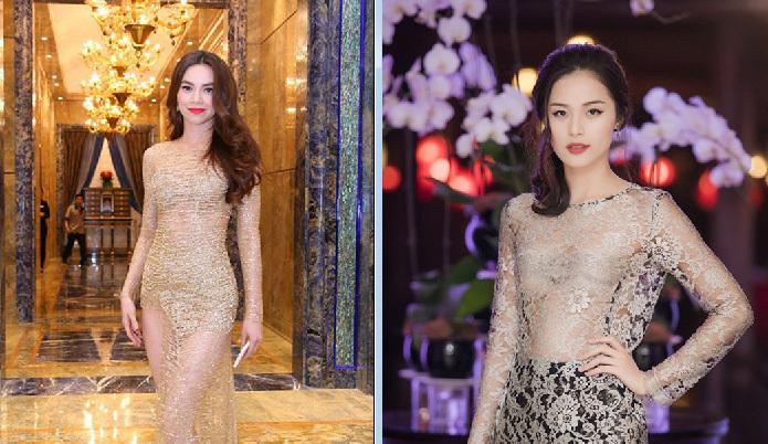 Hà Hồ, Hà Tăng, Chi Pu, Angela Phương Trinh,  Hoa hậu Đặng Thu Thảo, Cường Đô la, bạn gái Cường Đô la