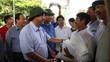 Bộ trưởng TT&TT trao 100 tấn gạo, gần 5 tỷ cho vùng lũ