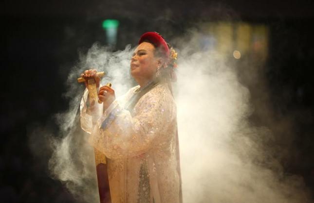 Bộ ảnh mô tả tín ngưỡng thờ Mẫu tuyệt đẹp