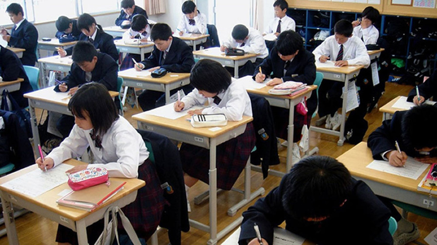 Nhật Bản, giáo dục Nhật bản, mầm non Nhật Bản, tiểu học Nhật Bản