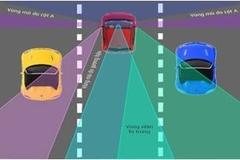 Điểm mù trên ô tô, những điều nên biết, cách hạn chế