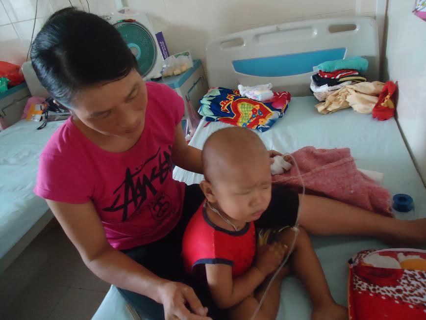 Nhân ái, từ thiện, nghèo khó, bệnh nặng