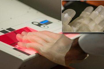 """""""Găng tay người chết"""" qua mặt mọi máy quét vân tay"""