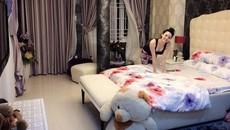 Hé lộ những phòng ngủ xa hoa của người đẹp Việt