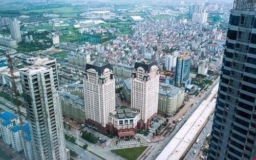 thị trường căn hộ Hà Nội, khuyến mãi mua căn hộ, phân khúc căn hộ cao cấp