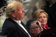 Hillary, Trump đã chi bao nhiêu tiền cho tranh cử?