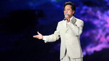 Chế Linh phản hồi việc hát 3 ca khúc không được cấp phép