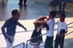 An ninh có chậm trễ khi nhân viên Vietnam Airlines bị đánh?