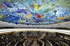 Đối thoại nhân quyền Việt Nam - Thụy Sỹ