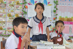 """Hà Tĩnh lập hội đồng quyết định """"số phận"""" mô hình trường học mới VNEN"""