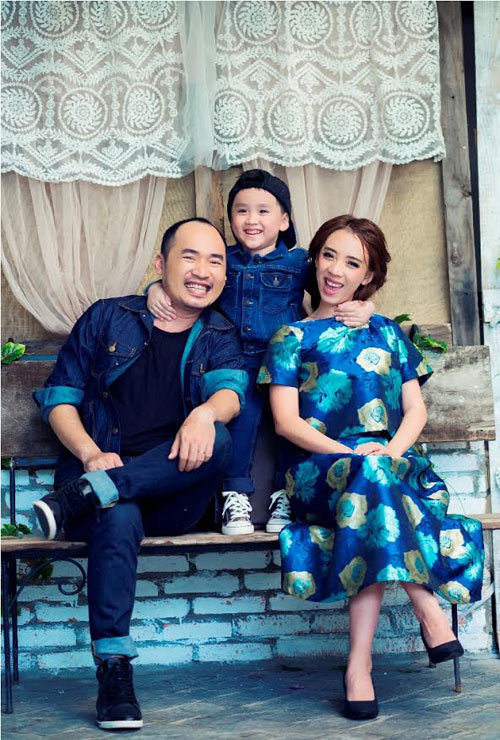 Ghen tị với tổ ấm của diễn viên hài Thu Trang