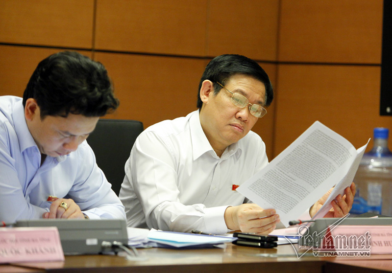 Vương Đình Huệ, tái cơ cấu kinh tế, phá sản ngân hàng, mua ngân hàng 0 đồng, doanh nghiệp nhà nước