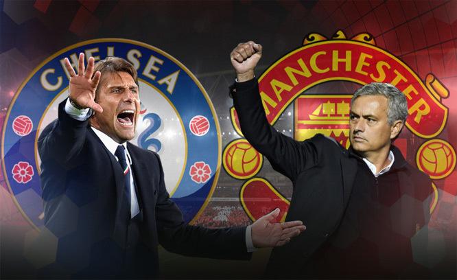 Kèo Chelsea vs MU: Mourinho bóp nghẹt The Blues?
