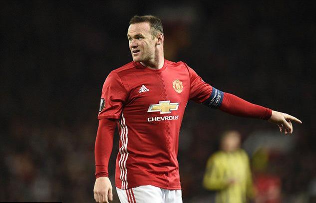 """MU đổ bộ London, Rooney bất ngờ bị """"bỏ rơi"""""""