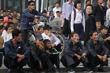 Cảnh đời thường yên ả bất ngờ ở Bình Nhưỡng