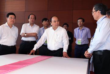 Thủ tướng kiểm tra công tác chuẩn bị 3 hội nghị cấp cao