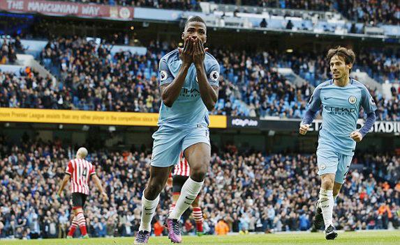 Video bàn thắng Man City 1-1 Southampton