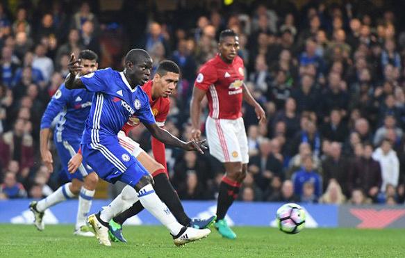 MU thua tan nát Chelsea, Mourinho bẽ mặt