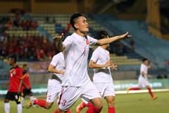 Video bàn thắng U19 Việt Nam 1-0 U19 Bahrain
