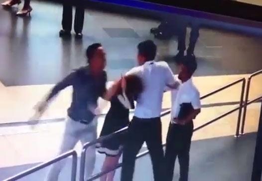 Nữ nhân viên hàng không bị đánh, triệu tập, Trần Dương Tùng, nữ nhân viên Vietnam Airlines bị đánh, Đào Vịnh Thuấn