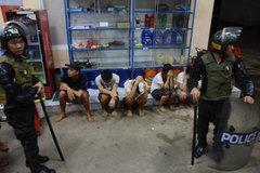 Gần 600 người cai nghiện trốn trại, làm loạn quốc lộ
