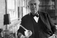 Điều khiến Thomas Edison trở thành thiên tài khi cả đời chỉ đến trường 3 tháng