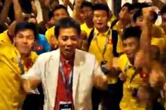 Từ Bahrain, U19 Việt Nam gửi lời cảm ơn người hâm mộ