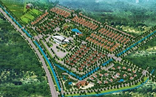 dự án Trung tâm Thương mại và Du lịch Quốc tế Đồng bằng sông Hồng, Tập đoàn Năm Sao, thu hồi dự án
