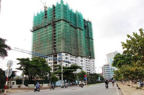 chung cư Mường Thanh, chung cư xây vượt tầng, Mường Thanh Khánh Hòa
