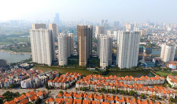 Thị trường bất động sản, dự án cao cấp, căn hộ hạng sang, khu đô thị mới, bất động sản cuối năm