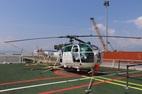 Tàu bảo vệ bờ biển Ấn Độ thăm Đà Nẵng