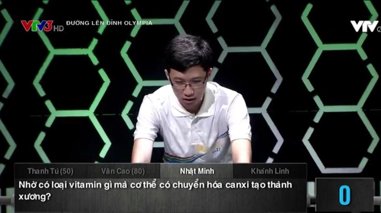 'Cậu bé Google' Phan Đăng Nhật Minh và những màn trả lời nhanh như điện