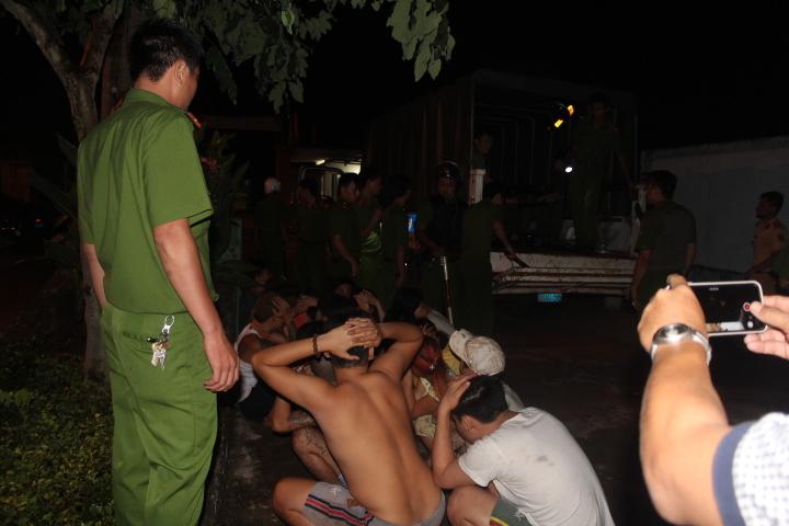Vụ gần 600 người trốn trại: Đã xác định nhóm chủ mưu