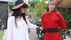 Diệp Lâm Anh hào hứng khoe 'hậu duệ Thành Long' là 'chồng'