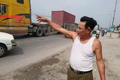 Vụ tàu hỏa đâm nát ô tô: Người gác barie lên tiếng