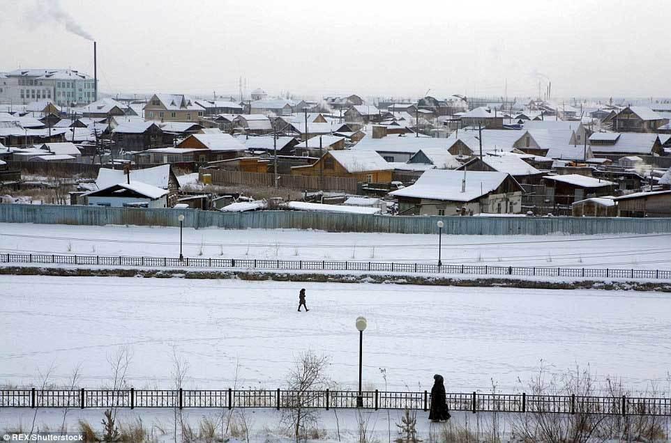 Cuộc sống ở nơi lạnh nhất thế giới