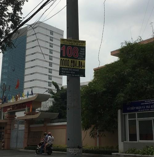 mua đất nền dự án, giá đất nền trung tâm Sài Gòn, giá chênh tại dự án Gold Hill