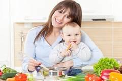 Nguyên tắc giảm cân kỳ diệu sau sinh