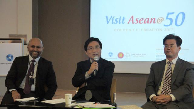 ASEAN, Hàn Quốc, du lịch, kinh tế, thương mại, kim ngạch thương mại, thương mại song phương