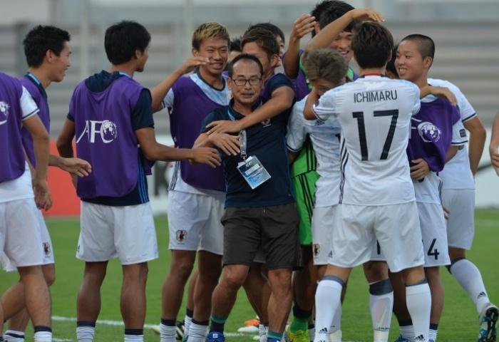 U19 VIỆT NAM, U19 Nhật bản, U19 CHÂU Á 2016, LỊCH THI ĐẤU U19 VIỆT NAM, KẾT QUẢ U19 CHÂU Á