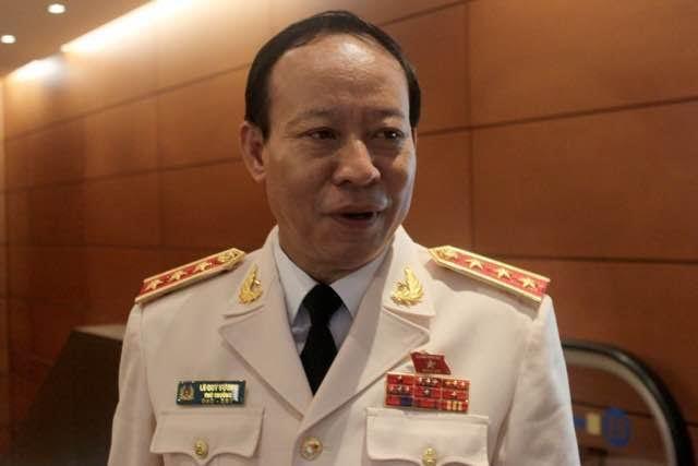 Vụ án Hà Văn Thắm, Lê Quý Vương, thứ trưởng Công an, oceanbank, rửa tiền, tham nhũng, hà văn thắm