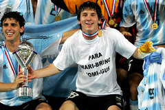 U20 World Cup: Maradona, Figo, Messi, Pogba và U19 Việt Nam
