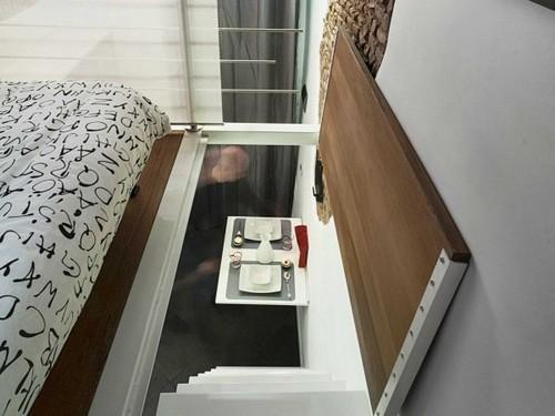 Đừng tưởng nhà rộng mới đẹp, căn hộ 7m2 này sẽ ngay lập tức làm thay đổi suy nghĩ của bạn